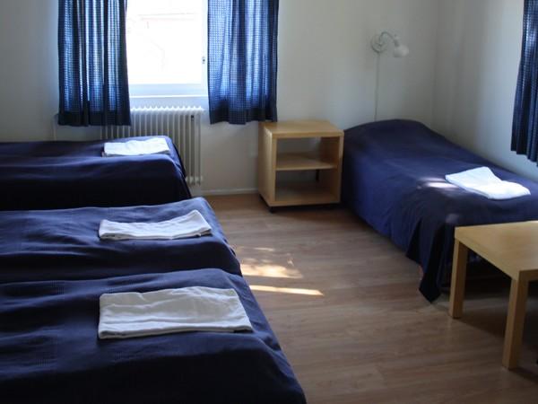 4 personers rum